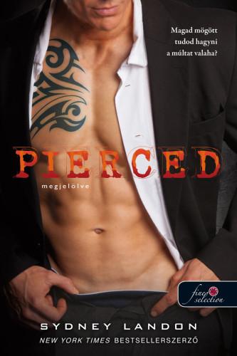 Sydney Landon: Pierced – Megjelölve (Lucian & Lia 1.)