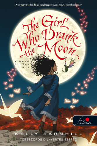 Kelly Barnhill: The Girl Who Drank the Moon – A lány, aki holdfényt ivott