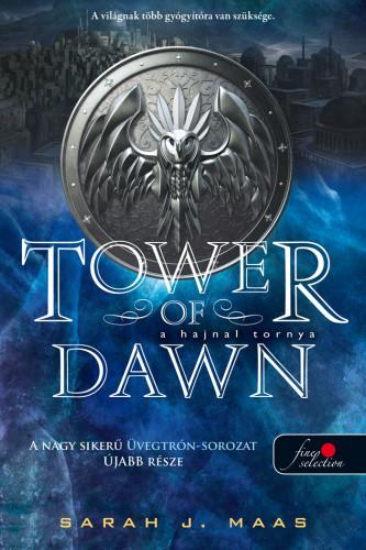 Sarah J. Maas: A hajnal tornya (Üvegtrón 6)