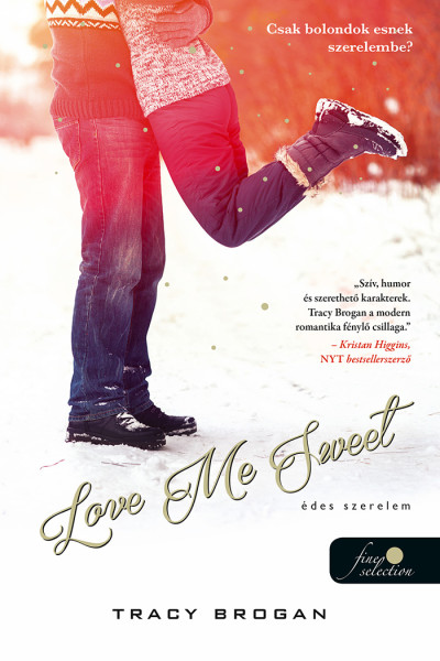 Tracy Brogan: Love Me Sweet – Édes szerelem (Bell Harbor 3.)
