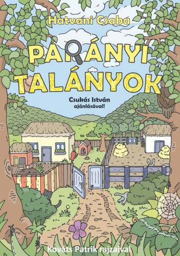 Hatvani Csaba: Parányi talányok