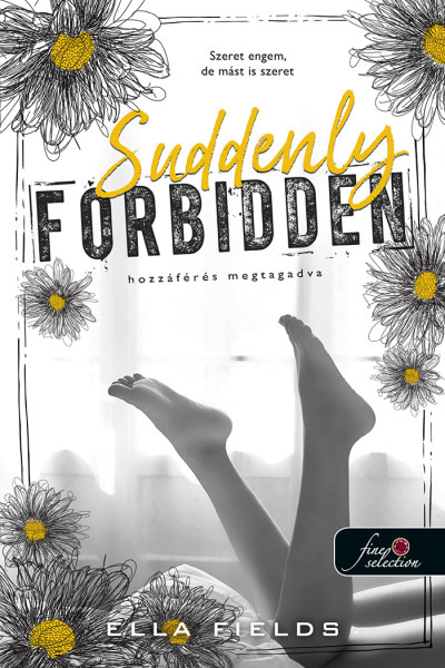 Ella Fields: Suddenly Forbidden – Hozzáférés megtagadva (Gray Springs Egyetem 1.)