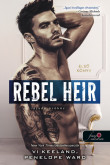 Vi Keeland, Penelope Ward: Rebel Heir (Rush 1.)