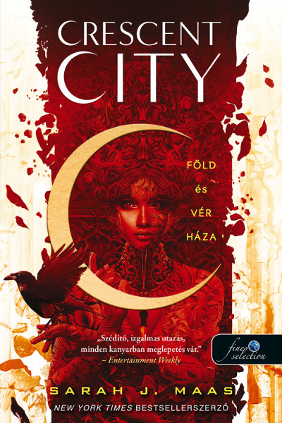 Sarah J. Maas: Föld és vér háza (Crescent City 1.)