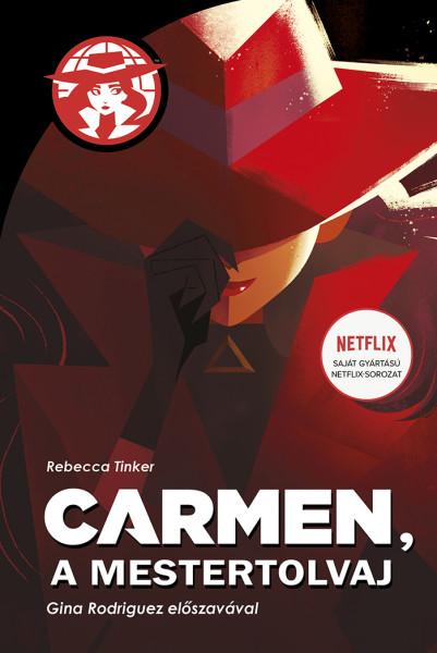 Rebecca Tinker: Who in the World Is Carmen Sandiego?