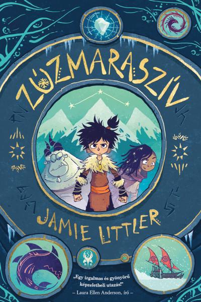 Jamie Littler: Zúzmaraszív (Zúzmaraszív 1)