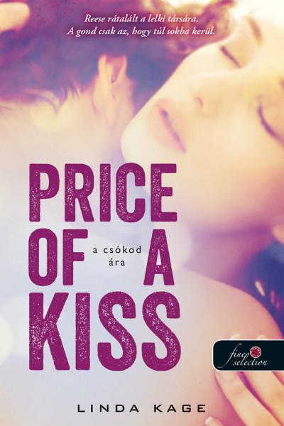Linda Kage: Price of a Kiss – A csókod ára (Tiltott férfiak 1.)
