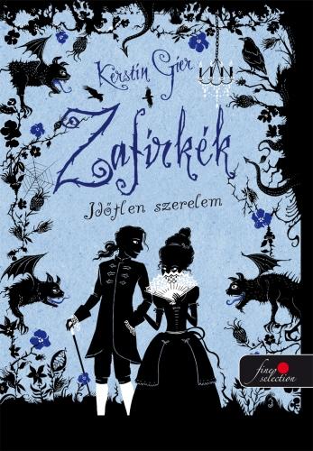 Kerstin Gier: Időtlen szerelem 2. – Zafírkék