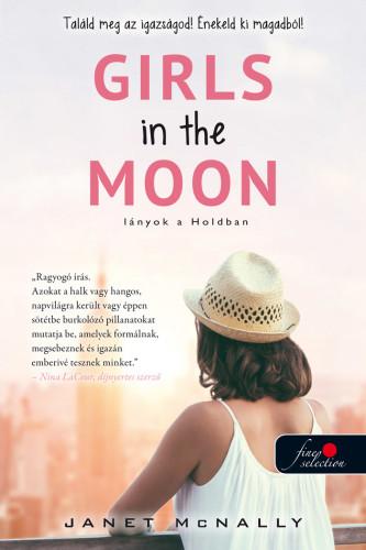 Janet McNally: Girls in the Moon – Lányok a Holdban