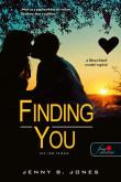 Jenny B. Jones: Finding You – Ott rám találsz