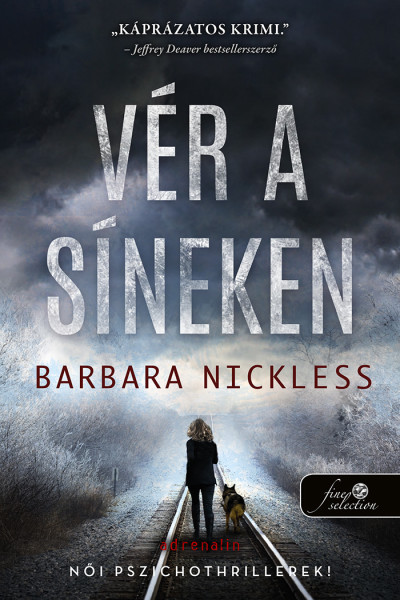 Barbara Nickless: Vér a síneken (Sydney Parnell 1.)